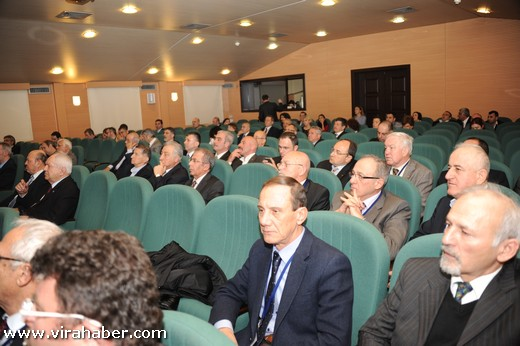 Deniz Ticaret Odası Mart toplantısından kareler 11