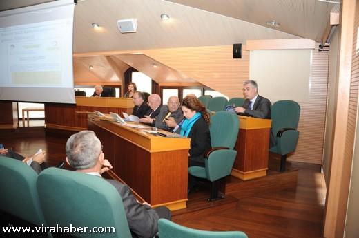 Deniz Ticaret Odası Mart toplantısından kareler 16