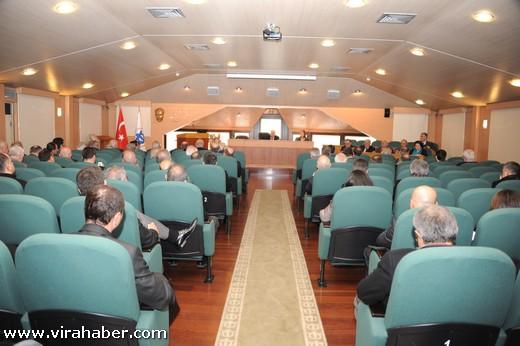 Deniz Ticaret Odası Mart toplantısından kareler 2
