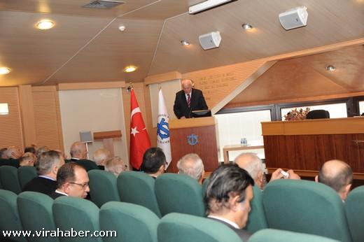 Deniz Ticaret Odası Mart toplantısından kareler 44