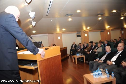 Deniz Ticaret Odası Mart toplantısından kareler 46