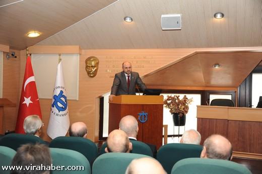 Deniz Ticaret Odası Mart toplantısından kareler 57