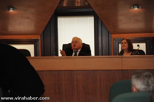Deniz Ticaret Odası Mart toplantısından kareler 60