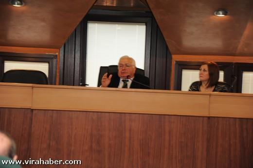 Deniz Ticaret Odası Mart toplantısından kareler 61