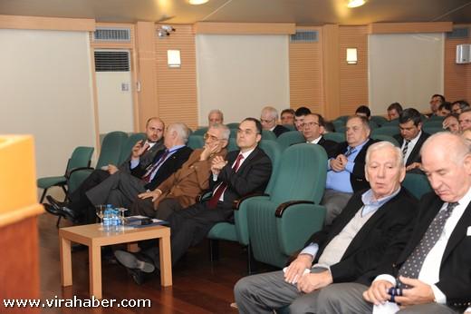 Deniz Ticaret Odası Mart toplantısından kareler 7