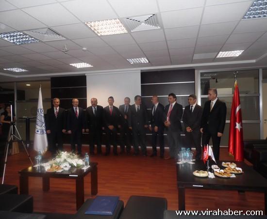 TSE-Türk Loydu imzaları attı 34