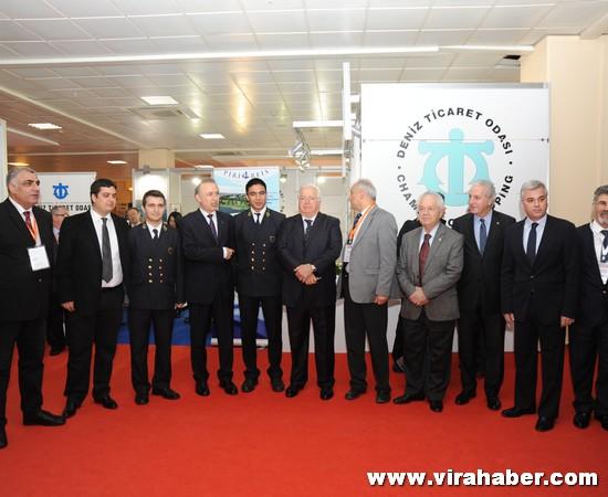Europort İstanbul Fuarı'ndan kareler... 100