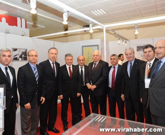 Europort İstanbul Fuarı'ndan kareler... 105