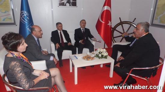 Europort İstanbul Fuarı'ndan kareler... 11