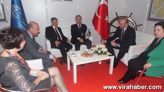 Europort İstanbul Fuarı'ndan kareler... 13