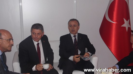 Europort İstanbul Fuarı'ndan kareler... 14