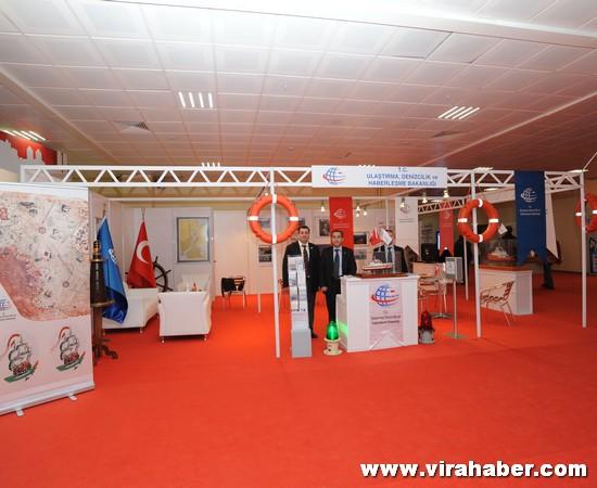 Europort İstanbul Fuarı'ndan kareler... 59