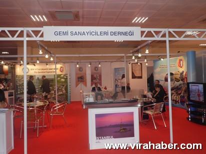 Europort İstanbul Fuarı'ndan kareler... 6