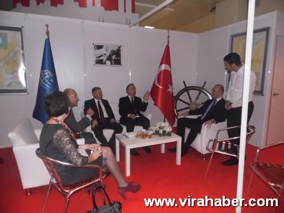 Europort İstanbul Fuarı'ndan kareler... 9