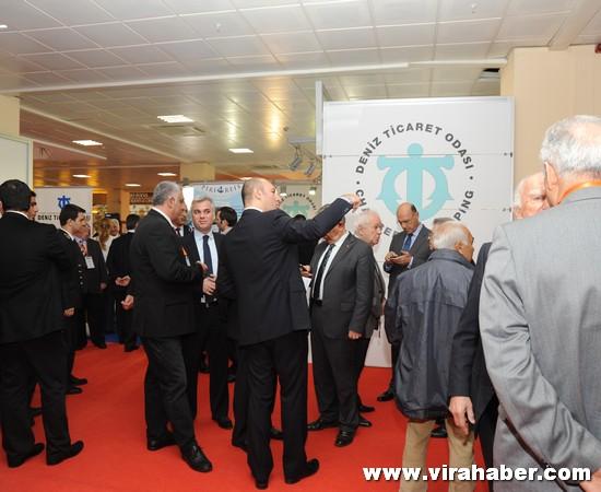 Europort İstanbul Fuarı'ndan kareler... 92
