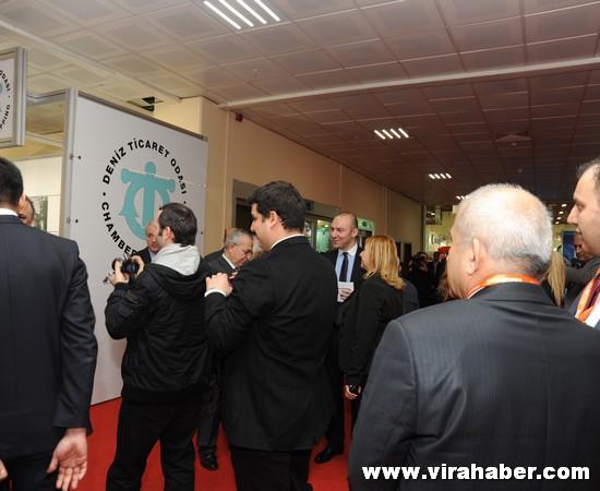Europort İstanbul Fuarı'ndan kareler... 95