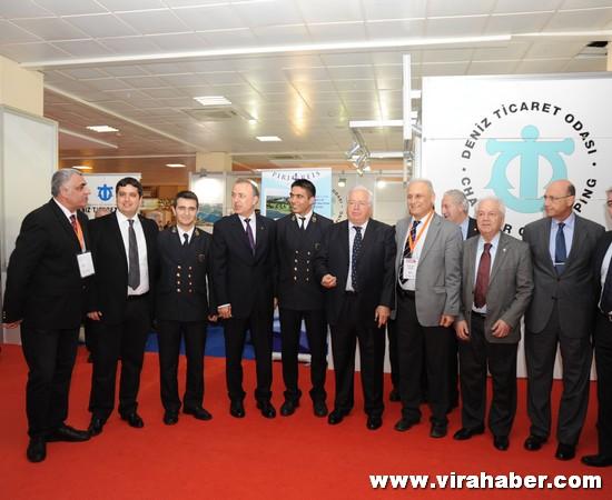 Europort İstanbul Fuarı'ndan kareler... 99
