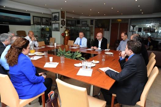 DTO Başkanı Metin Kalkavan'ın ziyaretleri 13