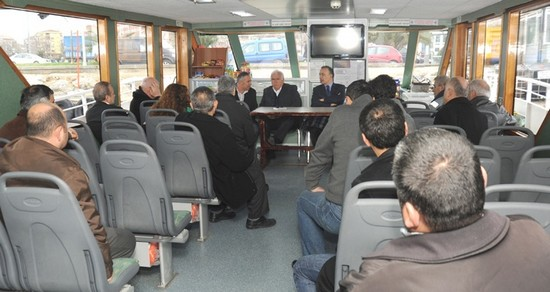 DTO Başkanı Metin Kalkavan'ın ziyaretleri 19