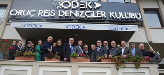 DTO Başkanı Metin Kalkavan'ın ziyaretleri 21