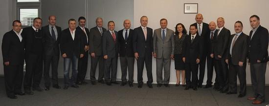 DTO Başkanı Metin Kalkavan'ın ziyaretleri 7