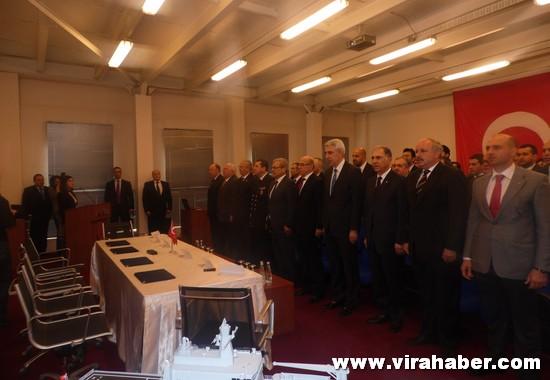 Anadolu Tersanesi proje imzalarını attı 19