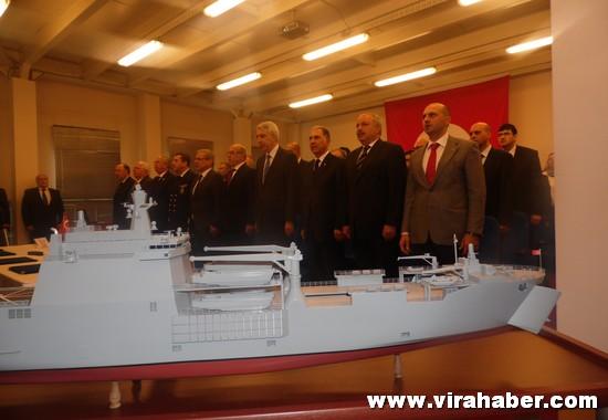Anadolu Tersanesi proje imzalarını attı 20