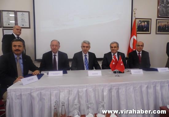 Anadolu Tersanesi proje imzalarını attı 48