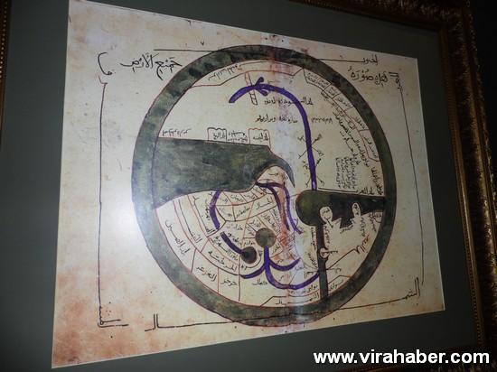 """''Piri Reis ve 1513 Dünya Haritası: 500 Yılın Gizemi"""" sergisi 12"""