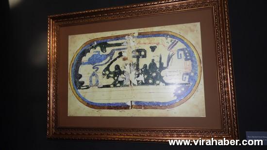"""''Piri Reis ve 1513 Dünya Haritası: 500 Yılın Gizemi"""" sergisi 14"""