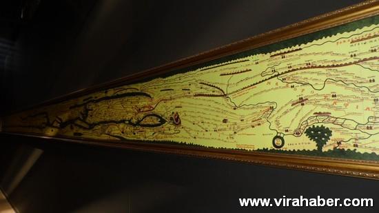 """''Piri Reis ve 1513 Dünya Haritası: 500 Yılın Gizemi"""" sergisi 17"""