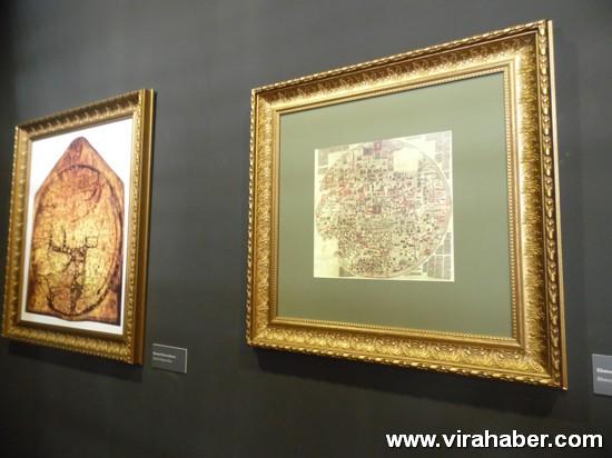 """''Piri Reis ve 1513 Dünya Haritası: 500 Yılın Gizemi"""" sergisi 37"""