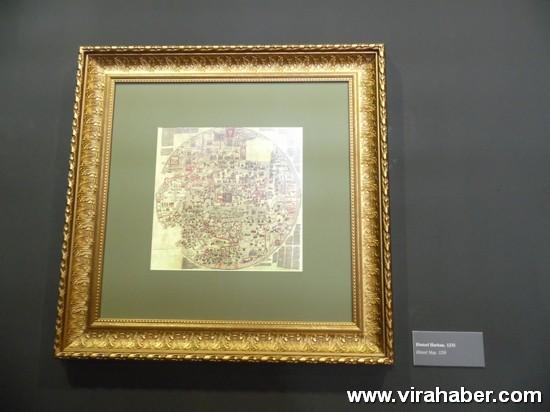 """''Piri Reis ve 1513 Dünya Haritası: 500 Yılın Gizemi"""" sergisi 38"""