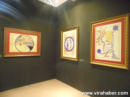 """''Piri Reis ve 1513 Dünya Haritası: 500 Yılın Gizemi"""" sergisi 6"""