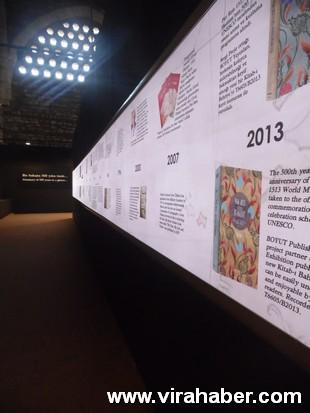 """''Piri Reis ve 1513 Dünya Haritası: 500 Yılın Gizemi"""" sergisi 79"""