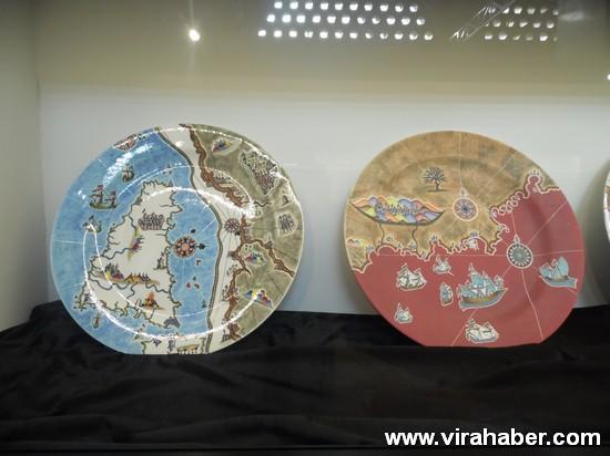 """''Piri Reis ve 1513 Dünya Haritası: 500 Yılın Gizemi"""" sergisi 91"""