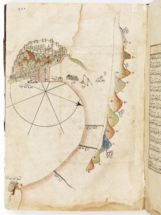 600 Yıllık Haritalar Topkapı Sarayı'nda 2