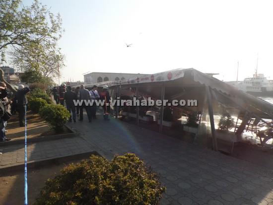 Kadıköy'de can pazarı yaşandı! 19