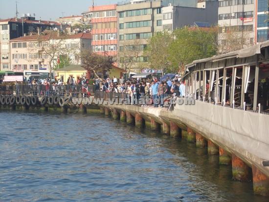 Kadıköy'de can pazarı yaşandı! 36