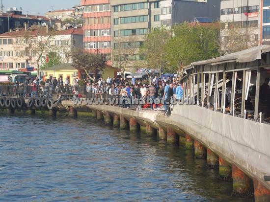 Kadıköy'de can pazarı yaşandı! 39