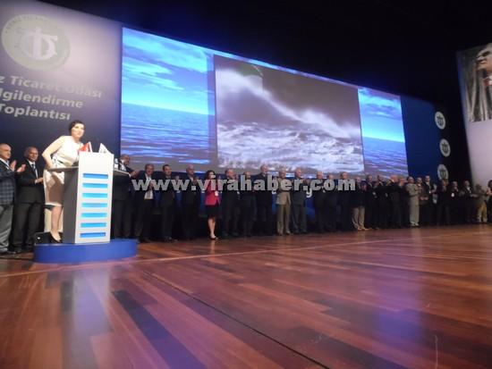 Deniz Ticaret Odası Bildirim Toplantısından Kareler 102