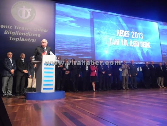 Deniz Ticaret Odası Bildirim Toplantısından Kareler 105