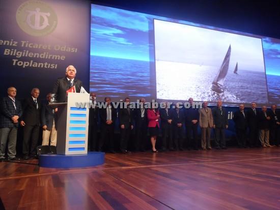 Deniz Ticaret Odası Bildirim Toplantısından Kareler 106