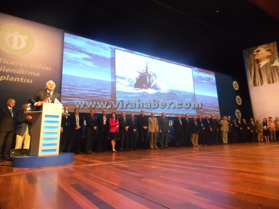 Deniz Ticaret Odası Bildirim Toplantısından Kareler 107