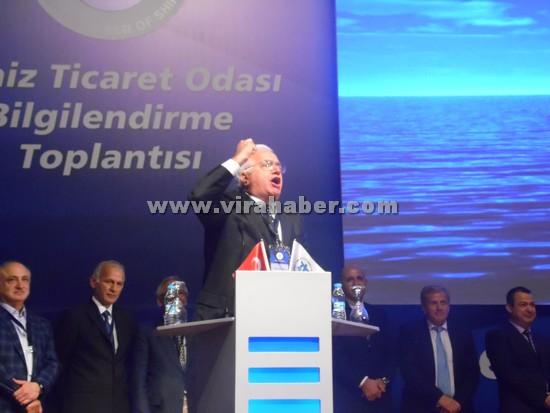 Deniz Ticaret Odası Bildirim Toplantısından Kareler 110