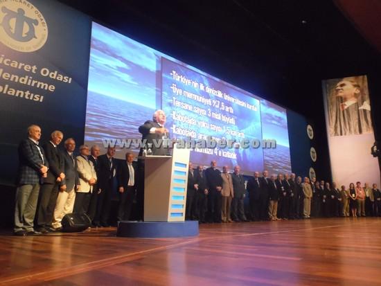 Deniz Ticaret Odası Bildirim Toplantısından Kareler 111