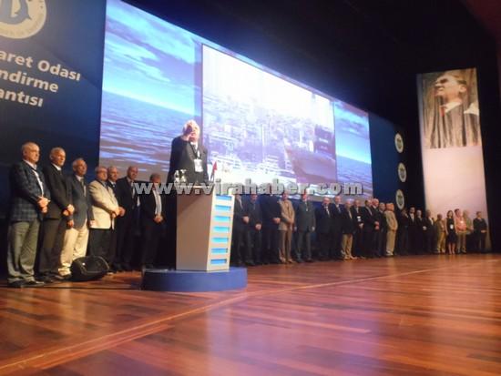 Deniz Ticaret Odası Bildirim Toplantısından Kareler 115