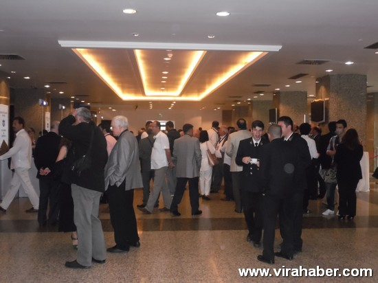 Deniz Ticaret Odası Bildirim Toplantısından Kareler 39