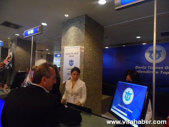 Deniz Ticaret Odası Bildirim Toplantısından Kareler 8