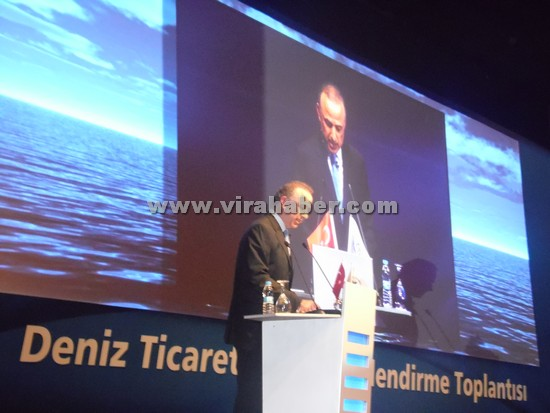 Deniz Ticaret Odası Bildirim Toplantısından Kareler 82